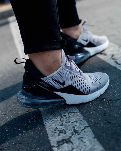 Nike #AirMax #270 Atmosphere Grey for Women in Store and
