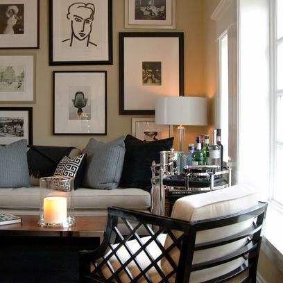 David Jimenez Beige Living Rooms Blue Grey Living Room Tan Living Room