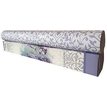 Jthm 8 Sheets Scented Drawer Shelf Liners Lavender Fragranced Drawer Drawer Liner Scented Drawer Liner Damask