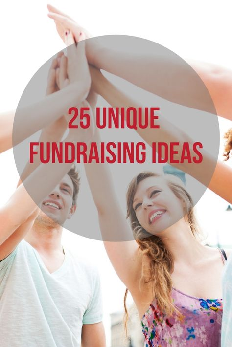 Fundraising ideas for your nonprofit, school, church, and community organization! # fundraising ideas school Unique (And Easy!