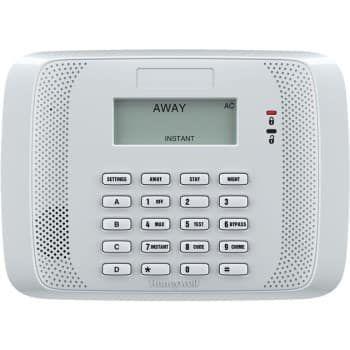 Honeywell Adt Hardwired Basic Keypad Zions Security Alarms Home Security Alarm System Alarm Systems For Home Home Security Alarm