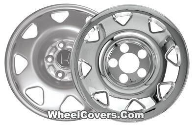 Honda Crv Cr V Chrome Wheel Skin Hubcap Wheel Cover 15 63767 1997 1998 1999 2000 2001 Single Piece Hubcaps Unlimited In 2020 Wheel Cover Chrome Wheels Honda Crv