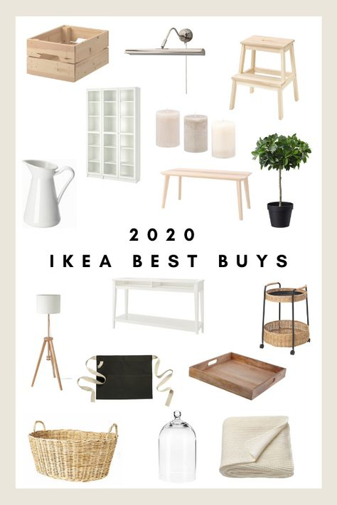 2020 Ikea Must Haves - House of Vedvik Ikea Must Haves, Ikea Decor, Wall Decor, Ikea Home, Ikea Furniture, Apartment Furniture, Hallway Furniture, Furniture Ideas, My New Room