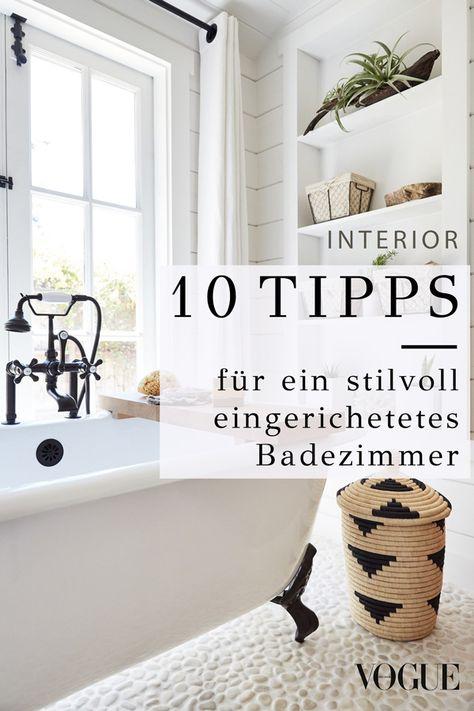 10 Einfache Moglichkeiten Das Badezimmer Zu Verschonern Modern