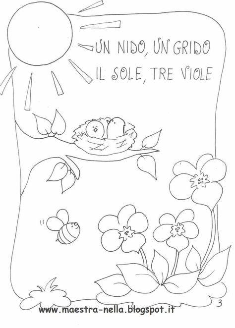 Disegni Idee E Lavoretti Per La Scuola Dell Infanzia E Non Solo Bigliettini Per Festa Del Papa Colori Di Primavera Disegno Per Bambini