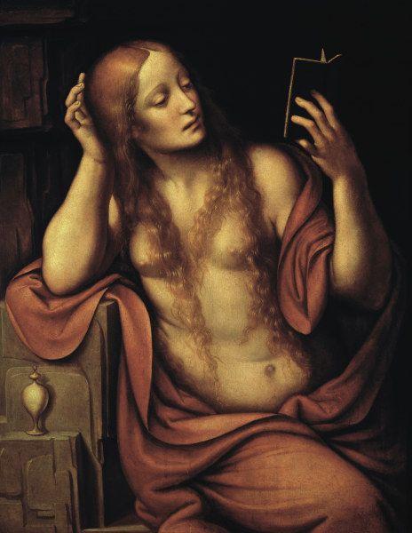 Giampetrino, María Magdalena. 1495-1549. ConSentido Propio: María Magdalena: Equívoco y Misterio (2)