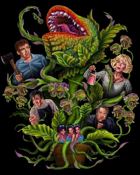 79 Little Shop Ideas Little Shop Of Horrors Horror Musical Movies