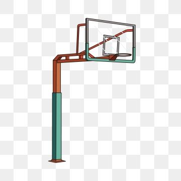 International Basketball Day Hoop Transparent Rebound International Basketball Day Basketball Stand Transparent Backboard Png And Vector With Transparent Bac Transparent Basketball Rebounding