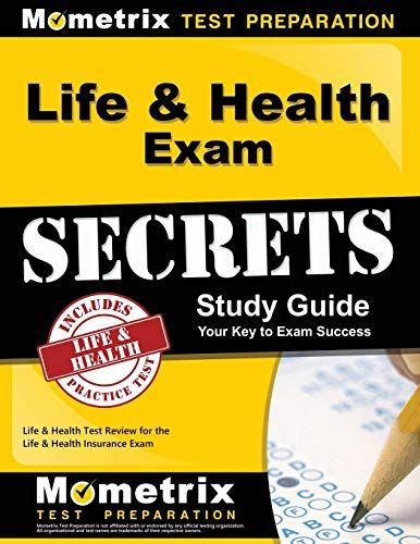 Epub Free Life Health Exam Secrets Study Guide Life Health Test