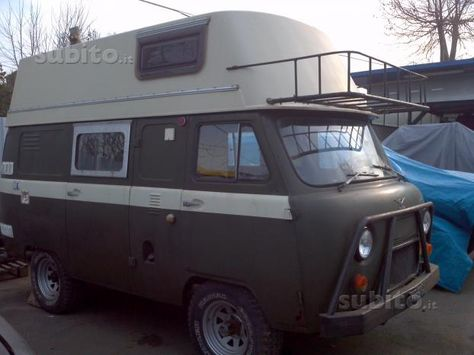 Uaz 469 Recreational Vehicles Camper Vehicles