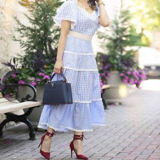 كيفية تنسيق اللون الازرق الفاتح Muslim Women Fashion Fashion Style
