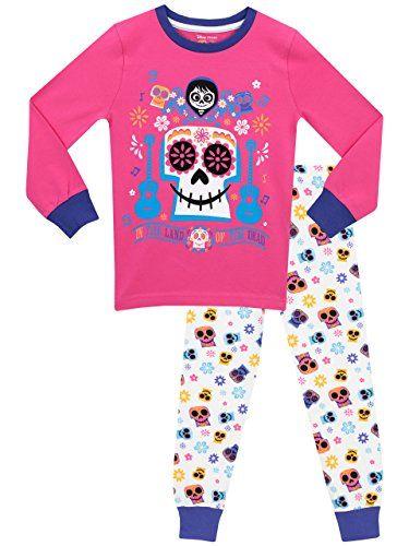 Disney Girls Coco Pyjamas