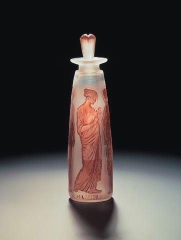 R. Lalique - Flacon de parfum pour Coty - Ambre antique | Flacons de  parfum, Lalique, Bouteille de parfum en verre