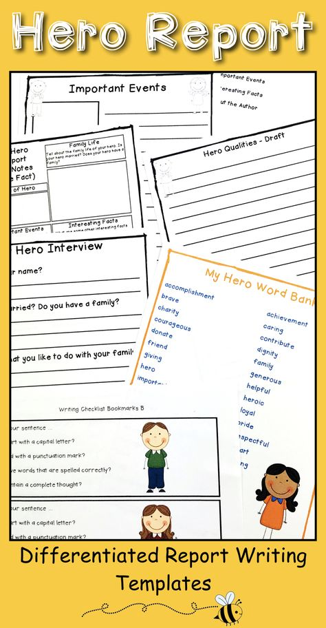 Insect Writing Activities For Beginning Writers Jot Notes