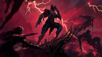 Legends Of Runeterra Wallpapers Hd League Of Legends Concept Art Characters Uhd Wallpaper