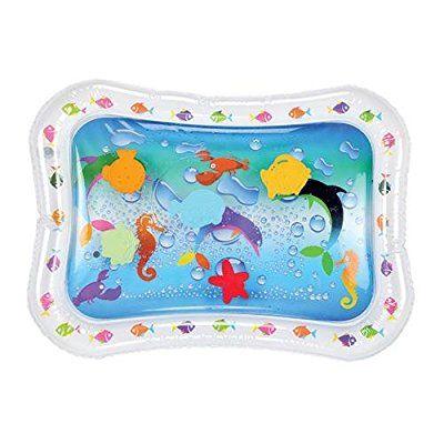 Amazon Com Children S Water Play Mat Baby Water Play Mat Water Mat Infant Water Play