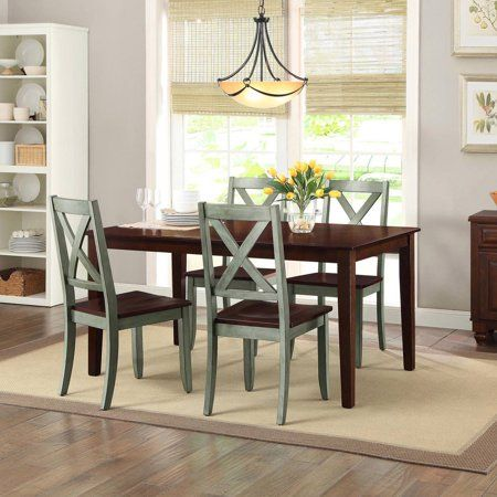 92a73b2b077569a3821e94e02657f7d4 - Better Homes And Gardens Bankston Dining Chair White 2 Pack