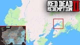 Pin on Red dead redemption 2 map