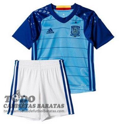 7565437a39a15 camiseta de Niños Portero España 2016 €15.59