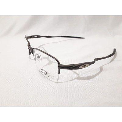 Armacao Oculos Oakley Crosshair P Grau Lupa Descanso Grafite With
