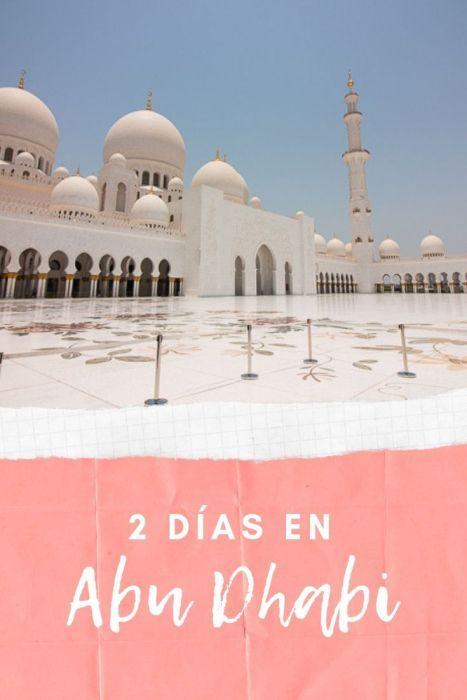 Qué Ver En Dos Días En Abu Dhabi Con Niños Y En Verano Abu Dhabi Viajar Con Niños Destinos Para Viajar