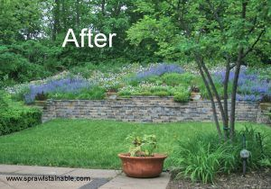 Backyard Hill Landscaping Ideas Sprawlstainable In 11 Clever Designs Of How To Improve Landscaping A Hillside Backyard With Images Backyard Hill Landscaping