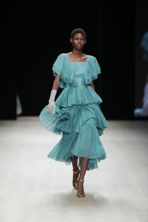 ARISE Fashion Week 2019 | Odio Mimonet | BN Style