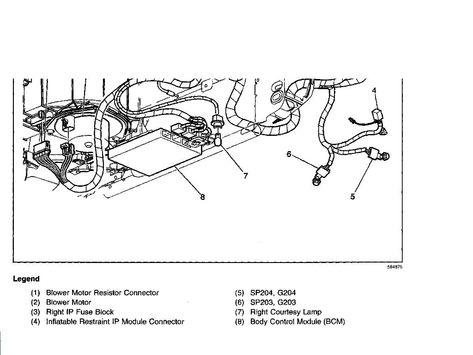 Chevy Malibu 3 5l Engine Diagram - Wiring Diagram