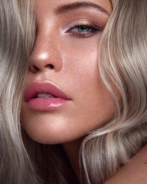 """7Hues Beauty on Instagram: """"#7huesbeautyloves @inna.beauty.makeup -  #closeup  #retouch #beautyphotographer #makeupart #dmdeutschland #picoftheday #beautyeditorial…"""""""