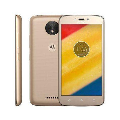 Foto 1 Smartphone Motorola Moto C Plus 16gb Dual Chip Tela 5