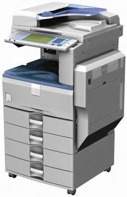 Check Out Ricoh Aficio Mp 2550 Black And White Copier Printer Amery Tech Llc Copiers Printers Refurbished Ricoh Ricoh Mp 2550 Home Business O