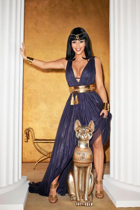 Of the Fashion.: Walk Like An Egyptian: Fashion Inspiration Cleopatra
