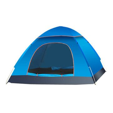 Outdoor 2 3 People Camping Tent Waterproof Automatic Quick
