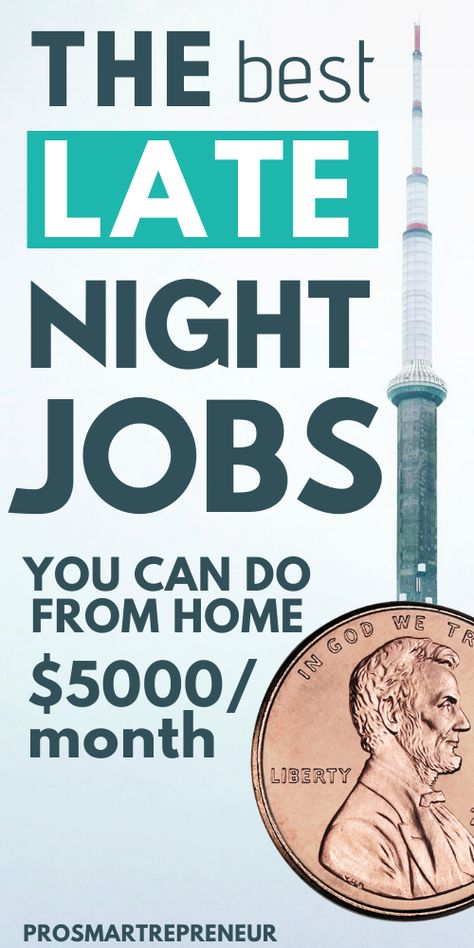 27 Real Part Time Night Jobs From Home Make 1000 Every Week