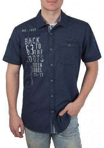 Camp David Online Shop Stateshop Fashion Denim T Shirt Camp David Shirts