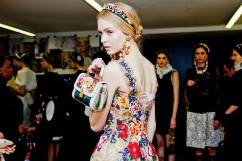 New embroidery fashion dolce & gabbana ideas