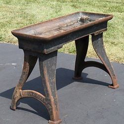 Best Images About Cast Iron Furniture On Pinterest Furniture