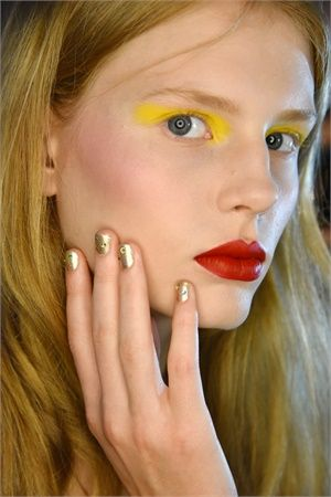 Nail Trends From Nyfw Spring Summer 2019 Nail Trends Nail Color
