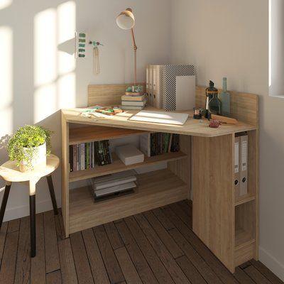Project Tidy Brett Wall L Shape Corner Desk Color Uglovoj Stol
