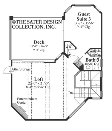 High End House Plans house plan the sherbrooke | sater design collection | luxury house