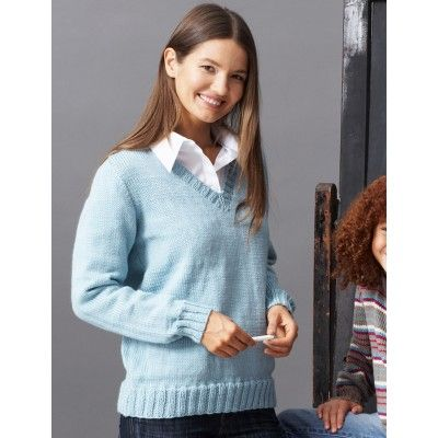 3557a018b Beginner Women s Sweater Knit Pattern