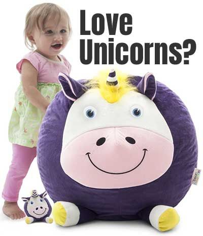 Astonishing Giant Purple Stuffed Unicorn Bean Bag Chair For Kids Creativecarmelina Interior Chair Design Creativecarmelinacom