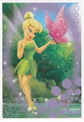 Panini Stickers   Fairies Forever!