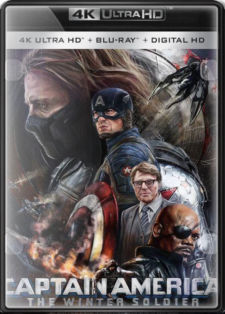 Capitan America El Soldado De Invierno 2014 4k Uhd Latino Mega Captain America Winter Soldier Winter Soldier Captain America Poster