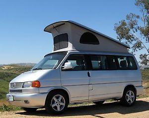 21+ Eurovan camper best