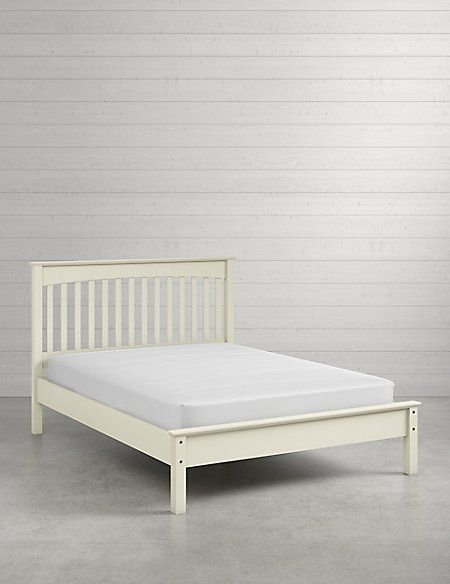 Hastings Ivory Bed Frame With Images Bed Frame Bed Furniture