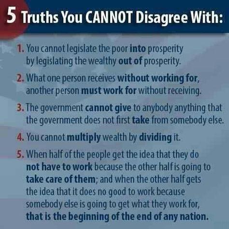 Economic truths