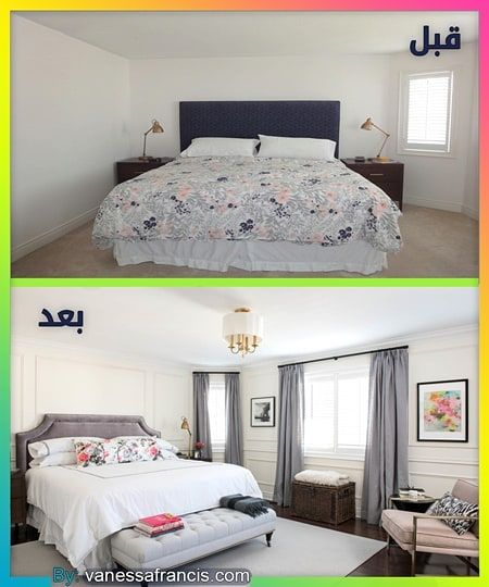 غرفة نوم بنات قبل وبعد Home Decor Decor Interior