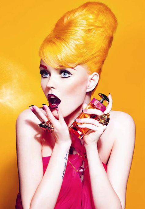 yellow hair capital people