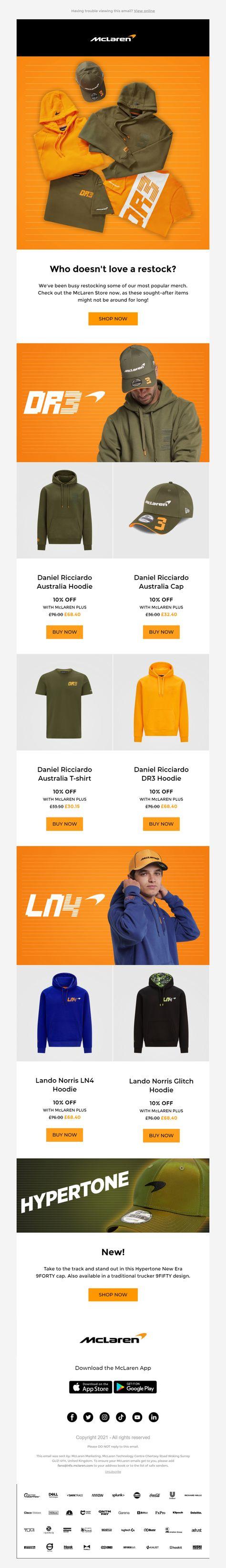 The Official McLaren Website – McLaren.com